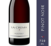 La Crema Wine Red Pinot Noir Monterey - 750 Ml