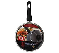 Good Cook Pan Sauce Stainless Steel Non Stick 11.75 Inch - Each