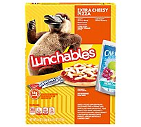 Lunchables Lunch Combinations Pizza Extra Cheesy - 10.6 Oz