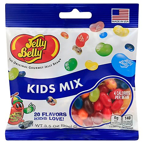 Jelly Belly Jelly Beans Kids Mix - 3.5 Oz