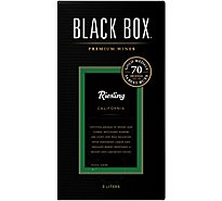 Black Box Riesling White Wine - 3 Liter