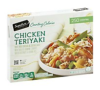 Signature SELECT Frozen Meal Chicken Teriyaki - 8.20 Oz