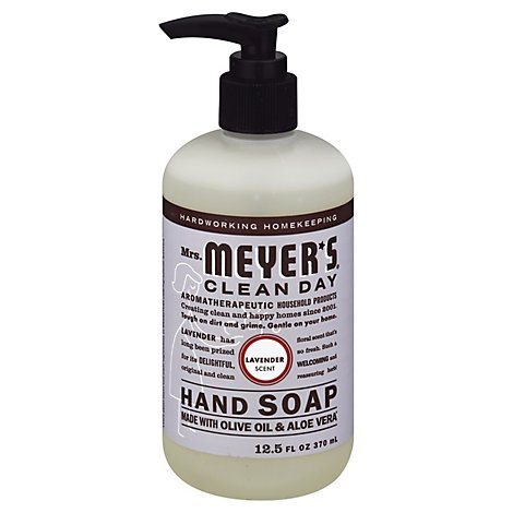 Mrs. Meyers Clean Day Liquid Hand Soap Lavender 12.5 fl oz