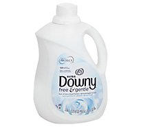 Downy Ultra Fabric Conditioner Free & Gentle - 103 Fl. Oz.