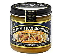 Better than Bouillon Base Reduced Sodium Chicken - 8 Oz
