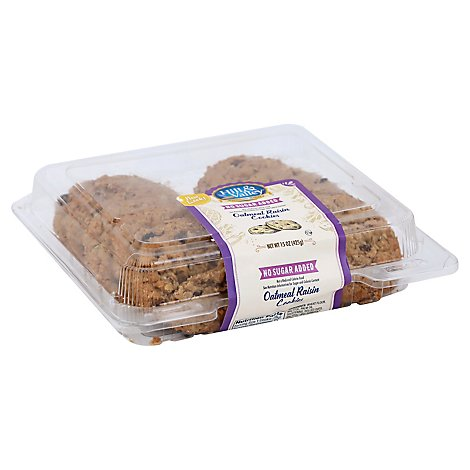 Hill & Valley Sugar Free Oatmeal Rasin Cookies