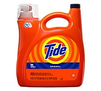 Tide Liquid Detergent HE Original Jug - 150 Fl. Oz.