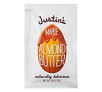 Justins Almond Butter Maple - 1.15 Oz