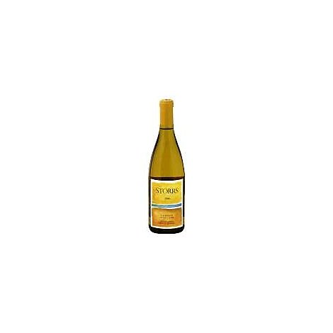 Storrs Wine Chardonnay Christie Vineyard - 750 Ml