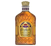 Crown Royal Whisky Blended Canadian 80 Proof Pet - 375 Ml