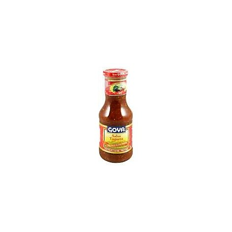 Goya Salsa Taquera Hot Jar - 17.6 Oz