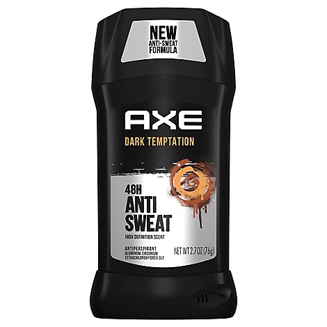 AXE Dry Antiperspirant Deodorant Stick Dark Temptation - 2.7 Oz