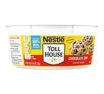 Toll House Cookie Dough Chocolate Chip - 36 Oz