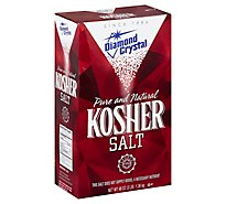 Diamond Crystal Salt Kosher - 48 Oz