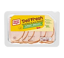 Oscar Mayer Deli Fresh Shaved Turkey Pepper - 8 Oz