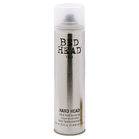 Bed Head Hairspray Hard Hold Hard Head - 10.6 Oz