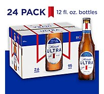 Michelob Ultra Bottles - 24-12 Fl. Oz.
