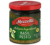 Mezzetta Pesto Basil Jar - 6.25 Oz