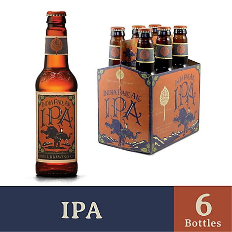 Odell Brewing Beer India Pale Ale IPA Bottles - 6-12 Fl. Oz.