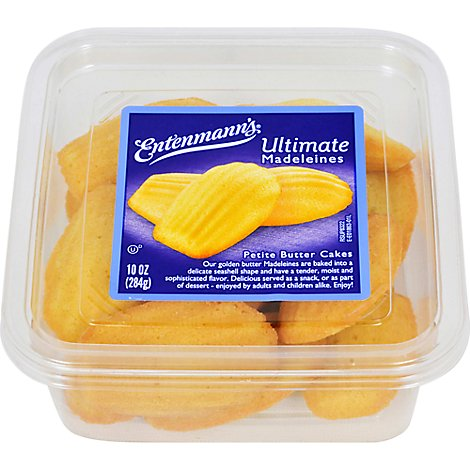 Entenmanns Ultimate Madeleines - 10 Oz