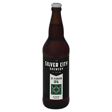 Silver City Indianola IPA - 22 Fl. Oz.