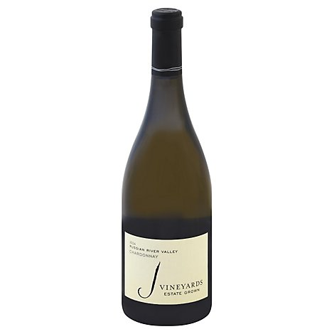 J Vineyards Russian River Valley Chardonnay Wine - 750 Ml