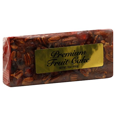 Bakery Cake Fruit Cake Premium - Each