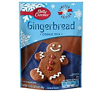 Betty Crocker Cookie Mix Gingerbread - 17.5 Oz