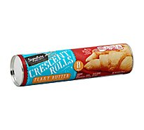 Signature SELECT/Kitchens Rolls Crescent Flaky Butter 8 Count - 8 Oz