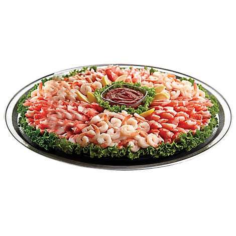 Seafood Counter Party Tray The Admirals Feast Medium - 32 Oz