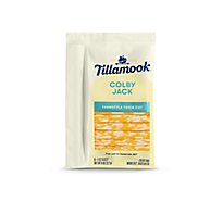 Tillamook Colby Jack Sliced Cheese - 8 Oz