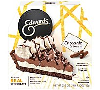 EDWARDS Pie Creme Chocolate Hersheys Box Frozen - 25.5 Oz