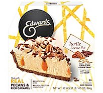 EDWARDS Pie Turtle Box Frozen - 30.5 Oz
