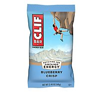 CLIF Energy Bar Blueberry Crisp - 2.4 Oz