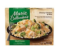 Marie Callenders Cheesy Chicken & Rice Dinner - 13 Oz