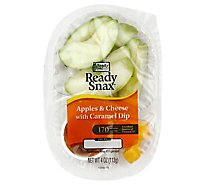 Ready Pac Ready Snacks Apples Cheese & Caramel Dip - 4.2 Oz