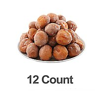 Bakery Donut Holes Glazed 12 Count - Each