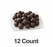 Bakery Donut Holes Chocolate 12 Count - Each