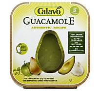 Calavo Guacamole Authentic - 8 Oz
