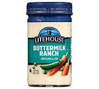 Litehouse Dressing & Dip Buttermilk Ranch - 13 Oz