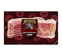 Nueskes Smoked Bacon Applewood - 16 Oz