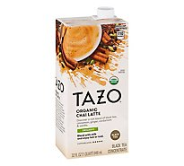 TAZO Tea Concentrate Black Tea Organic Chai Latte - 32 Fl. Oz.