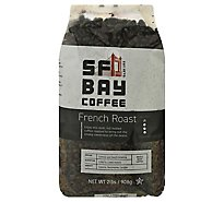 San Francisco Bay Coffee Gourmet French Roast - 32 Oz