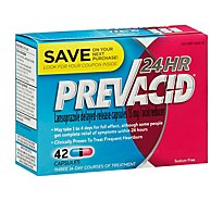 Prevacid 24 Hour - 42 Count