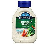 Litehouse Dressing Ranch Homestyle - 20 Oz