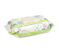Signature Care Wipes Scented - 72 Count