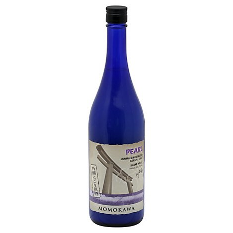 Momokawa Pearl Wine - 750 Ml