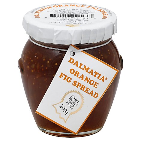 Dalmatia Fig Spread Orange - 8.5 Oz