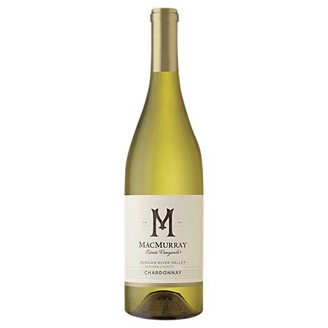 MacMurray Estate Sonoma County Chardonnay White Wine - 750 Ml