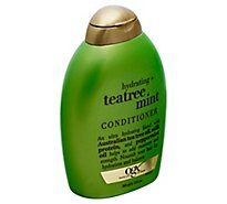 OGX Conditioner Teatree Mint Hydrating - 13 Fl. Oz.
